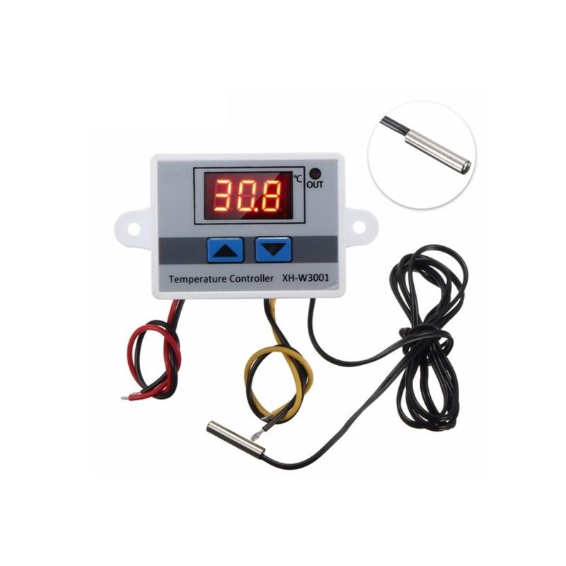 Терморегулатор 3001 12 VDC,...